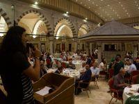TYB İstanbul İftarına Yoğun Katılım