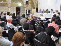 TYB İstanbul'da Ayşe Şasa Konuşuldu