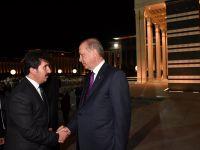 TYB Genel Başkanı Arıcan Cumhurbaşkanlığı iftarına katıldı
