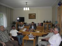 Prof. Dr. Karacoşkun'dan TYB'yi ziyaret