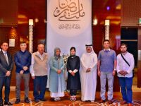 Hattatlar Dubai'de 'Mushaf kitabeti' için buluştu
