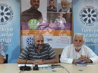 TYB Konya Şubesi'nin bu haftaki konukları ''Konyalı Üç Yazar''dı.