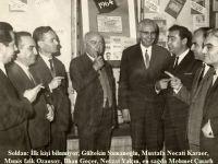 Bir Duruş İnşa Etti Hisar Dergisi ve Mehmet Çınarlı