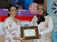 """Konya Şubesi'nde """"Kadın şairlerin dilinden kadın algısı"""" konuşuldu"""