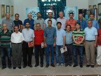 """TYB Konya'da """"Edebiyat ve Eylem"""" konuşuldu"""