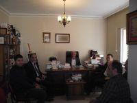 D. Mehmet Doğan'ı ziyaret