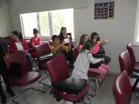 Ankara Şubesinde Şiirle Yaşayanlar Programı