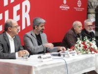 Edebiyat Festivali'nde Dördüncü Gün Geride Kaldı