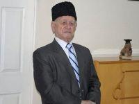 Kırım Tatar Yazarlar Birliği Başkanı Riza Fazıl vefat etti