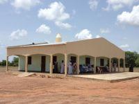 Afrika'da Sanki Yedim Camii