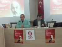 Mehmed Akif bilgi şöleninin ilk günü tamamlandı