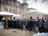 Yayıncı Cahit Çollak'ın cenazesi Bursa'da toprağa verildi