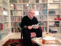 Çocukların şairi, şairlerin çocuğu Mustafa Ruhi Şirin, Kitap Kokusu'nda...