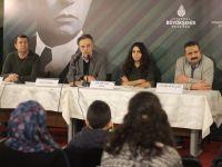 TYB İstanbul'da Kitabına Göre Konuşuldu