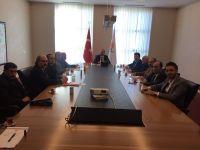 TYB'den AK Parti Genel Sekreterini ziyaret