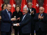 Cumhurbaşkanı Erdoğan: Fevkalade üzgünüm sanatta olması gereken yerde değiliz