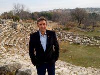 Yeni Üyelerimiz: Hamza Mercanoğlu