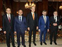 Başbakan Yardımcısı Numan Kurtulmuş Arapça Kitap ve Kültür Günleri'ne Katıldı
