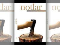 Notlar dergisinin 6. sayısı çıktı