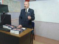 """Trabzon'da Mehmet Mutluoğlu; """"Kutlu Medeniyet Sevdamız"""" kitabını anlattı"""