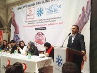 Savaş Mağduru Kadınlar TYB İstanbul'da Konuştu