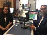 Mahmut Bıyıklı TRT Kent Radyo İstanbul'da Konuştu