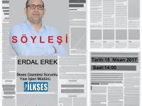 Erdal Erek ile İzmir'de Gazetecilik