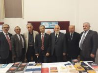 Trabzon Şubesi Kitap Fuarına Katıldı