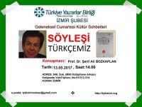"""Prof Dr. Şerif Ali Bozkaplan ile """"Türkçemiz"""""""