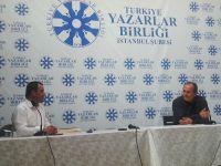 Sait Başer TYB İstanbul'da Konuştu