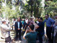 Zarifoğlu Vefatının 30. Yılında Kabri Başında Yâd Edildi