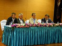 Keçiören'de Aliya İzzetbeğoviç konferansı