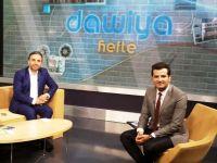 Mahmut Bıyıklı TRT Kurdî'ye Konuk Oldu