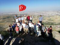 Konyalı Yazarlar Gevale'den Şehri İzledi.