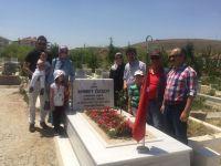 TYB Yönetiminden 15 Temmuz Şehidine Ziyaret