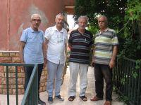 D. Mehmet Doğan, İzmir Şube yönetimi ile bir araya geldi