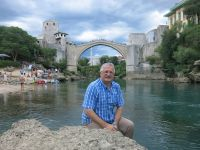 Fahri Tuna: Mostar; Rumeli'nin Mücevher Kutusu