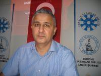 Prof. Dr. Mehmet Türkeri İzmir Şubesinde Konuştu