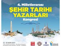 4. Şehir Tarihi Yazarları Kongresi İstanbul'da Başlıyor!