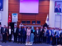 """Erzurum'da """"Gönülden dillere, dillerden tellere"""" programı yapıldı"""