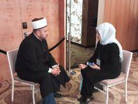 Karadağ İslam Birliği Başkanı Rifat Feyzic: 'Bütün dualarımızda Türkiye var'