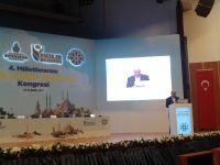 4. Milletlerarası Şehir Tarihi Yazarları Kongresi İstanbul'da Toplandı