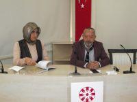 Ankara Şubesinde Edebî Dilin Eğitim-Öğretimdeki Yeri Konuşuldu