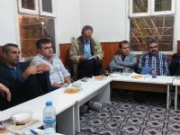 """K.Maraş Şubesi'nde Dr. Timuçin Çevikoğlu'nun """"Dede Efendi ve Türk Mûsikisi"""" Sohbeti"""