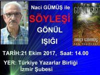 TYB İzmir Şubesi:  GÖNÜL IŞIĞI Üzerine SÖYLEŞİ