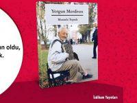 Mustafa Toprak'ın Yorgun Merdiven Kitabı Çıktı