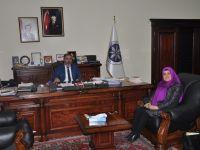 Prof. Dr. Mehmet Biber: Ardahan Üniversitesi huzurun üniversitesidir.