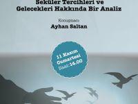 İzmir Şubesinde Türklerin Din Tercihleri Söyleşisi
