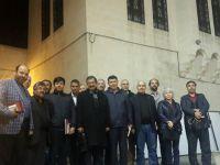 Şanlıurfa'da Şair Nabi Enstitüsü Kuruluşu Toplantısı