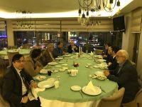 TYB Heyeti Çevre ve Şehircilik Bakanlığı Müsteşarı Mustafa Öztürk ile bir araya geldi